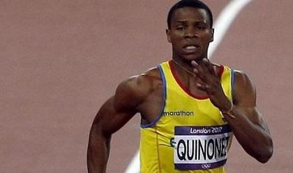 Álex Quiñónez no logra clasificar a la final del Mundial de Atletismo