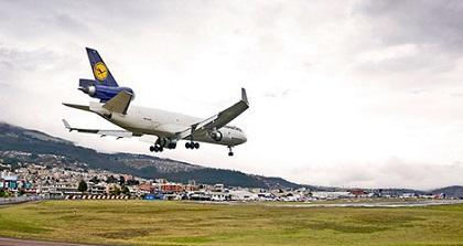 El Salvador ratifica acuerdo aéreo con Ecuador, Chile, Colombia y Cuba