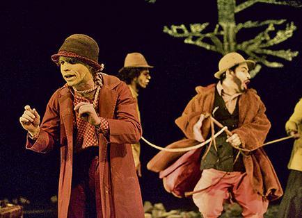 Apoyo manabita y de España a festival teatral