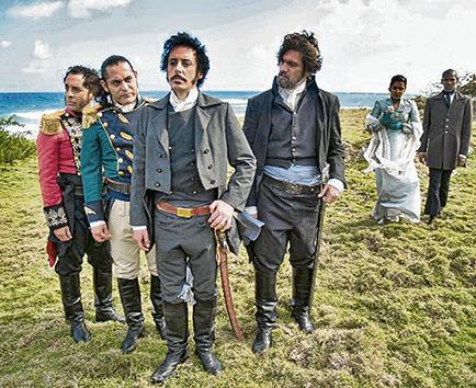 Bolívar va a caminar por Caracas hoy
