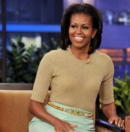 Michelle Obama lanzará un disco de hip-hop