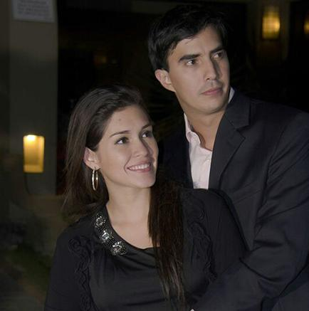 Se casa exreina Nathaly Mendoza Calderón