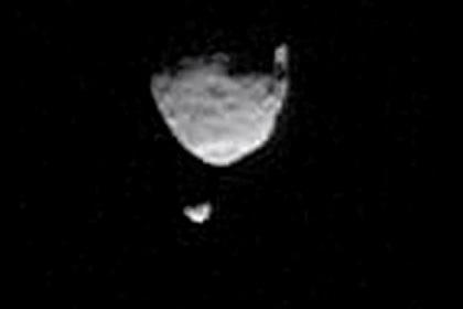 'Curiosity' toma imágenes de un eclipse de las lunas de Marte
