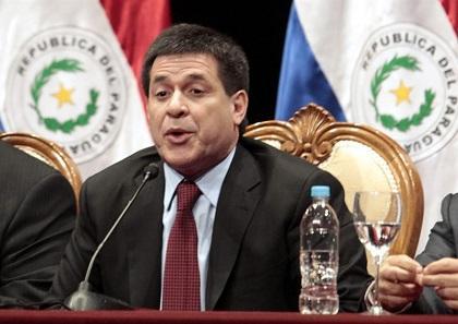 Cartes dice que no recibió carta de Maduro pero está predispuesto a solución