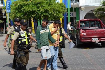 """""""Chico Oreja"""" y """"Orejón"""" son sentenciados a tres años  de cárcel"""
