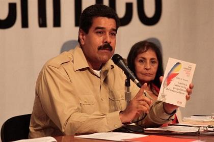 Maduro cree que unas primarias habrían dejado al chavismo en pedazos