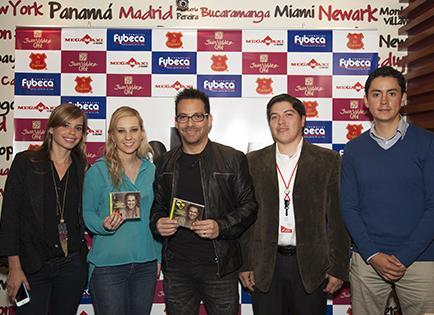 Fybeca y Juan F. Velasco en promoción