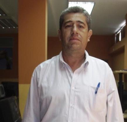 Ricardo Alcívar fue el ganador del peimer concurso de murales