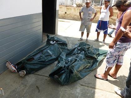 Pareja de esposos es hallada muerta en la vía Santa Ana- Ayacucho