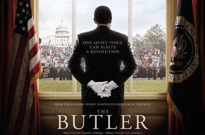'The Butler' acapara primer lugar en taquilla con 25 millones de dólares