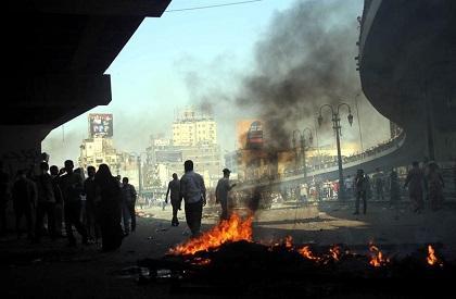 Mueren 36 islamistas detenidos en asalto al convoy que los trasladaba