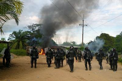 Gobierno colombiano refuerza vigilancia en carreteras por huelga agropecuaria