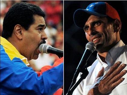 El partido de Capriles acepta reto de Maduro de debatir sobre la corrupción