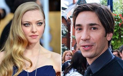 Amanda Seyfried y Justin Long son la nueva pareja de Hollywood