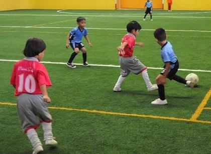 Mundo Infantil inauguró sus juegos internos