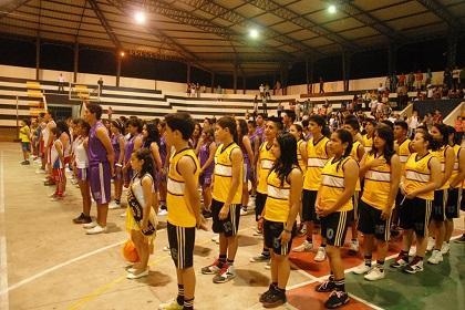 Inauguran campeonato de baloncesto interclubes en El Carmen