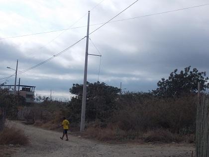 Moradores del barrio Las Marías 2 impulsan obras