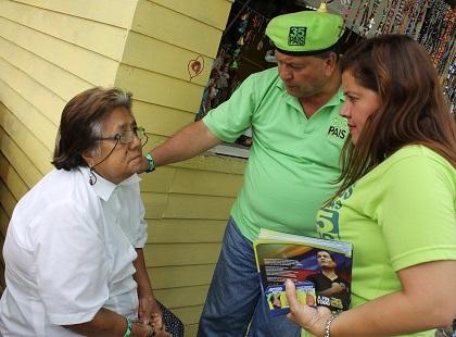 Movimiento Alianza PAIS analiza candidatos a la alcaldía de Manta