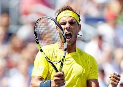 Nadal recupera el número dos de la  ATP