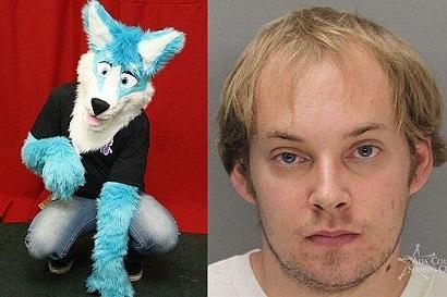 Un hombre se disfrazaba de perro para poder violar a su gato