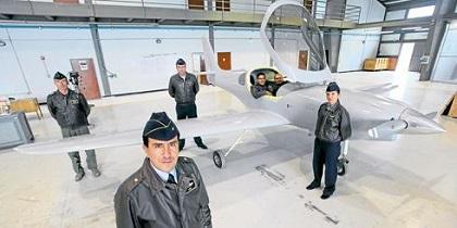 Colombia construye su primer avión militar