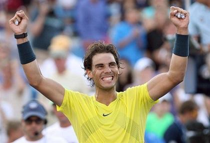 Rafa Nadal recupera el número dos del mundo tras perderlo en junio de 2012