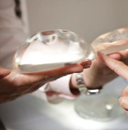 Nuevos implantes de silicona