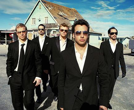 Backstreet Boys celebra 20 años con nuevo disco