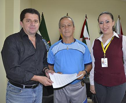 Clubes reciben acuerdos ministeriales