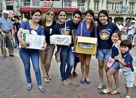 Estudiantes organizaron una maratón para lograr construcción de viviendas