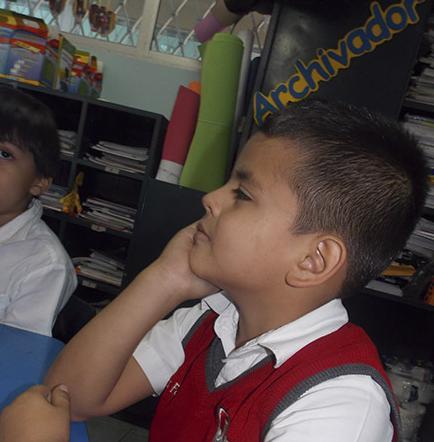 La concentración factor importante para el aprendizaje