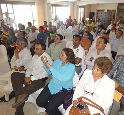 Movimiento PAIS realiza dos reuniones de líderes