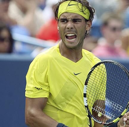 Rafael Nadal, segundo en la clasificación ATP