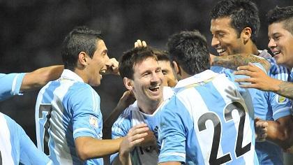 ARGENTINA APABULLÓ 6-1 A PARAGUAY Y ENFRENTARÁ A CHILE EN LA FINAL DE LA COPA AMÉRICA