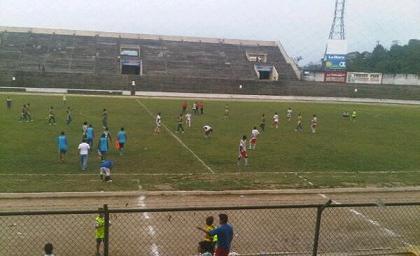 Delfín ganó 1 - 0 al Colorados en Santo Domingo - El Diario Ecuador
