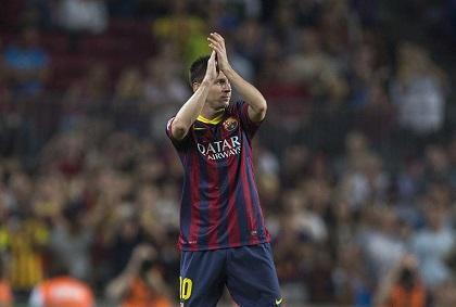 Lionel Messi descarta tener un conflicto con 'Tata' Martino