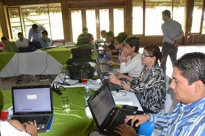 Gobiernos provinciales realizan capacitación sobre contratación pública