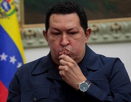 Grabación de Hugo Chávez diciendo que está vivo crea polémica
