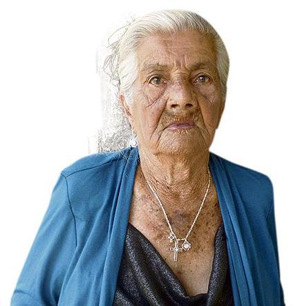 María Isabel celebró sus 105 años