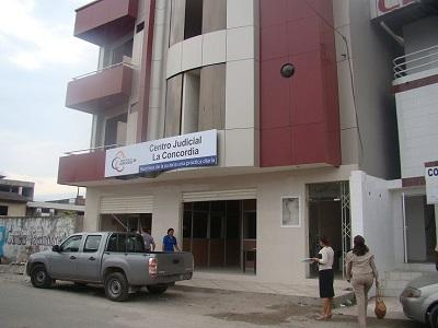 Cantón La Concordia cuenta con Centro Judicial