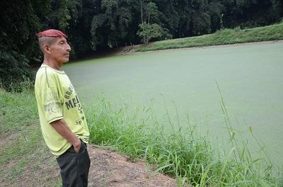 Tres ríos de las comunas Tsáchilas están contaminados