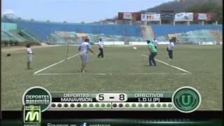 Apuesta de fútbol - tenis con director de Liga de Portoviejo
