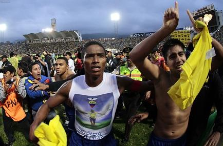 Ecuador vs Honduras: Un encuentro previo al Mundial del 2014