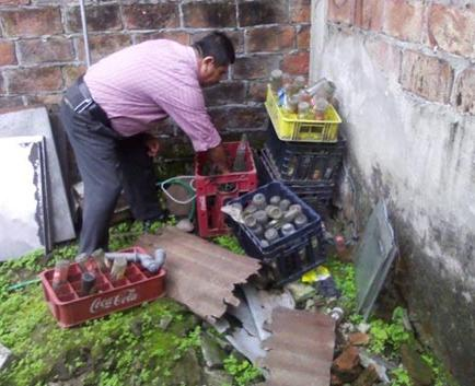 227 criaderos de mosquitos eliminados