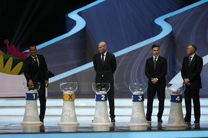 Grupos del Mundial 2014 ya están definidos
