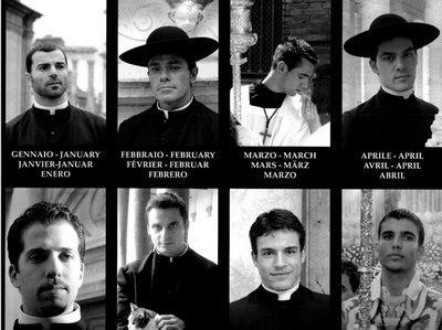 Calendario Curas Vaticano 2019.Calendario Con Los Curas Mas Guapos Es El Mas Vendido En