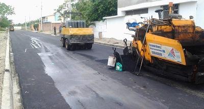 Invierten más de 1,5 millones de dólares en el arreglo de las calles de Jaramijó