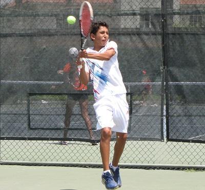 Tenistas ecuatorianos ganan en el Orange Bowl