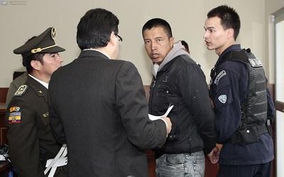 Dictan prisión preventiva contra policía presuntamente vinculado al 30-S