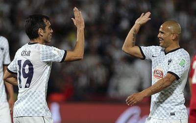 Monterrey golea a Al Ahly y se queda con el quinto puesto del Mundial de Clubes